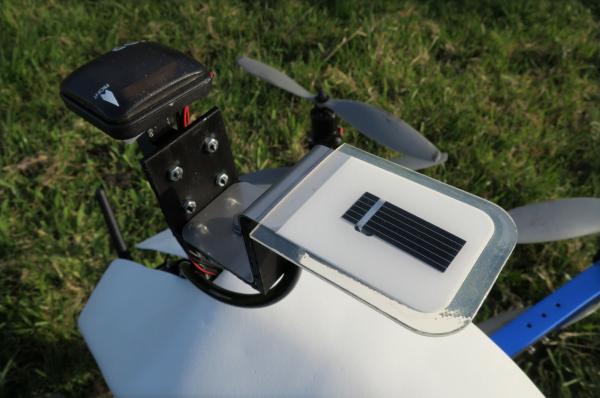 Solar radiation sensor